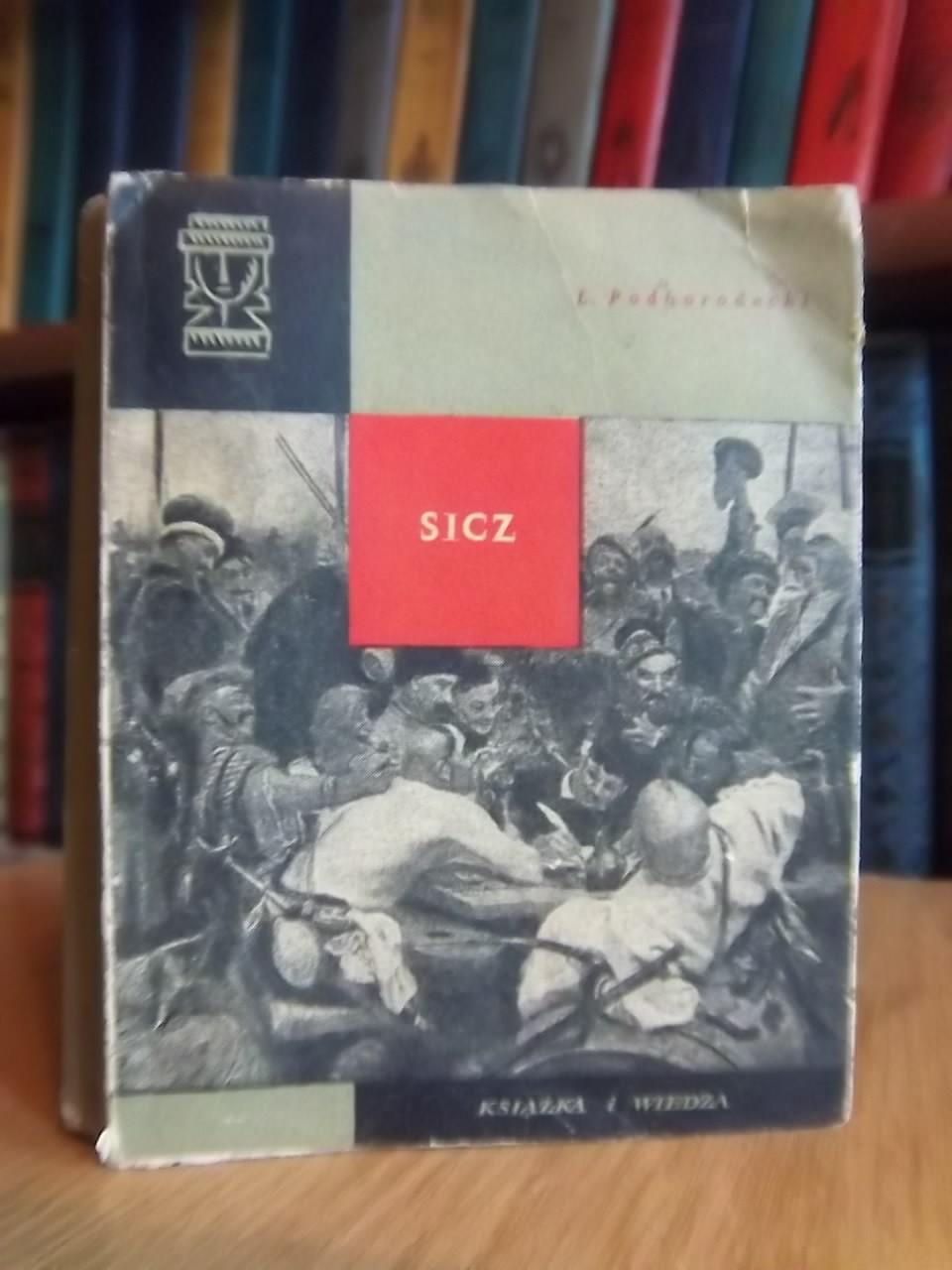 Sicz Zaporoska/ Січ Запорізька
