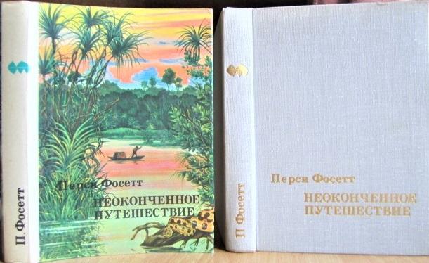 Неоконченное путешествие Составлено по рукописям, письмам, полевым дневникам и официальным отчетам ПГ Фосетта Брайном