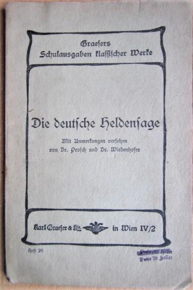 Die deutsche Beldenfage