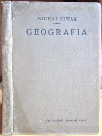 Geografia dla drugiej I trzecciej klasy szkol srednich