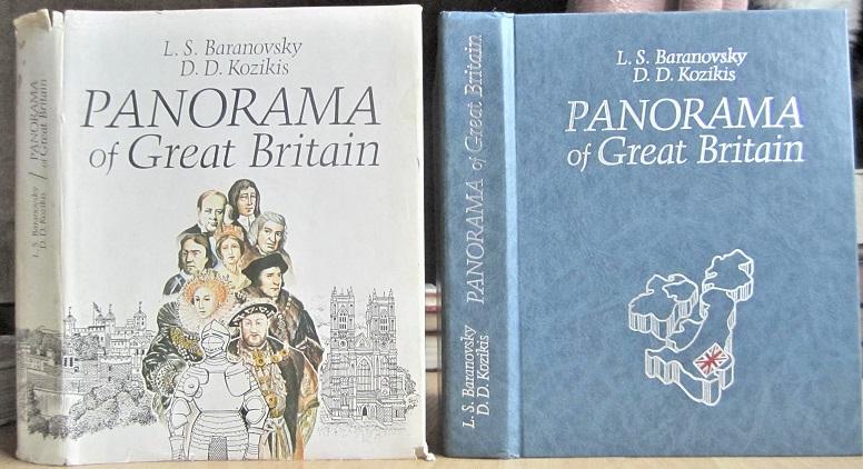 Panorama of Great Britain/ Страноведение Великобритания